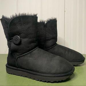 UGG Bailey Button Short Boots #1016226